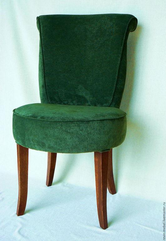 Мебель ручной работы. Ярмарка Мастеров - ручная работа. Купить стул в гостиную в столовую. Handmade. Стул, столовая, кожа