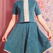 """Одежда ручной работы. Ярмарка Мастеров - ручная работа Костюм """"Эльфийская принцесса"""". Handmade."""