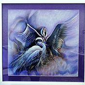 handmade. Livemaster - original item Pictures: Birds. Handmade.