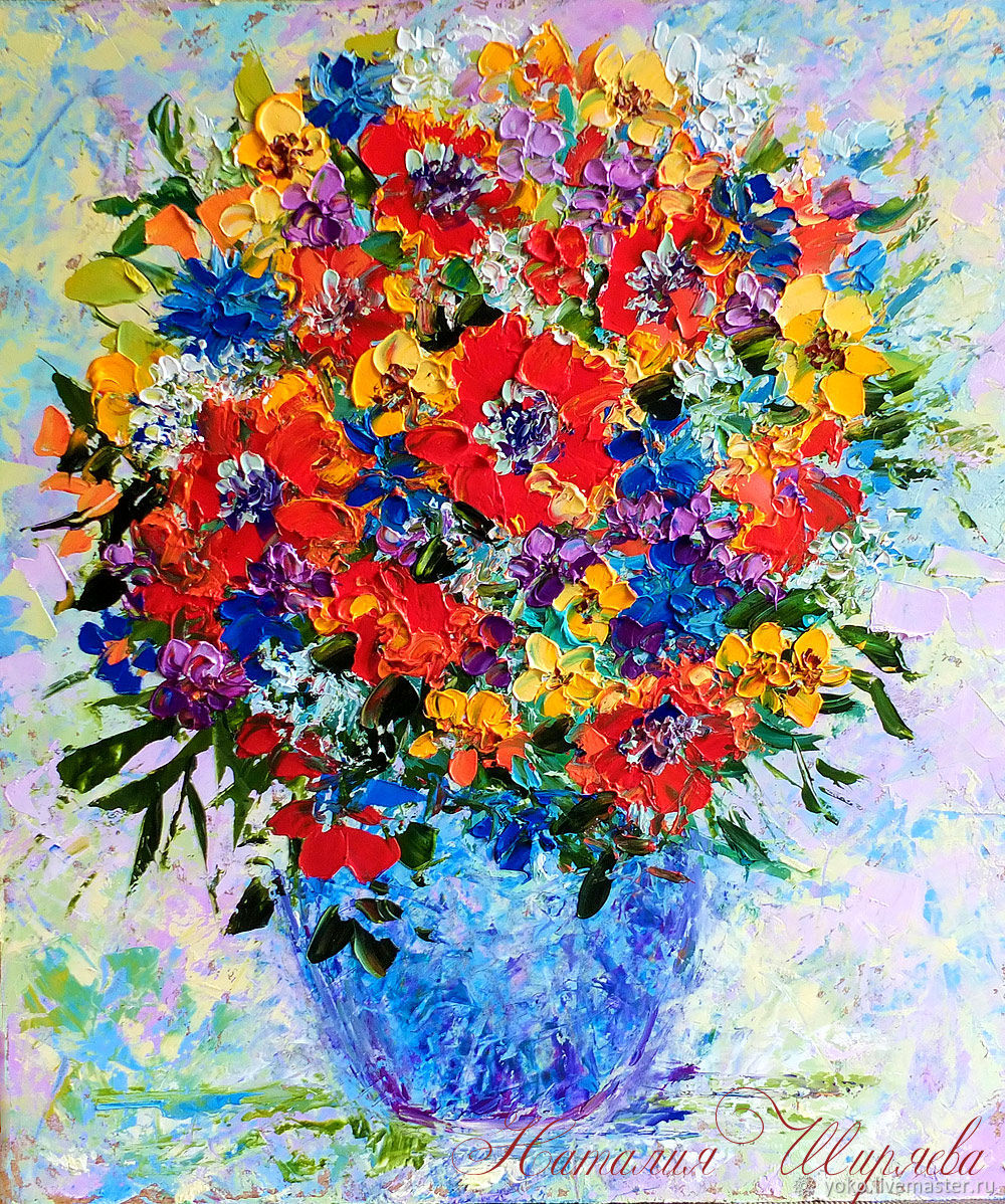 Васильки цветы купить в воронеже, склад оптовой продажи цветов