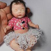 Куклы и игрушки ручной работы. Ярмарка Мастеров - ручная работа Малышка из силикона. Handmade.