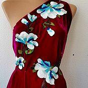 Материалы для творчества handmade. Livemaster - original item Embroidery, lace, applique. The rapture. Handmade.