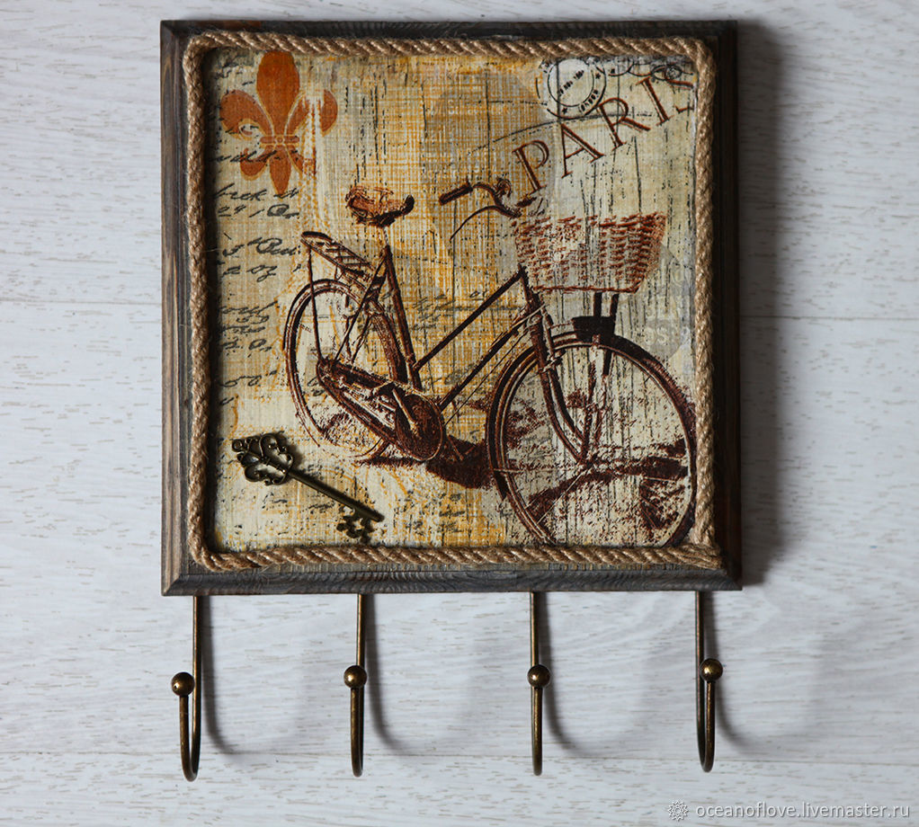 Key hanger In the vicinity of Paris, Housekeeper, Moscow,  Фото №1