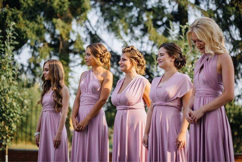 Платье Подружки Невесты Купить В Москве