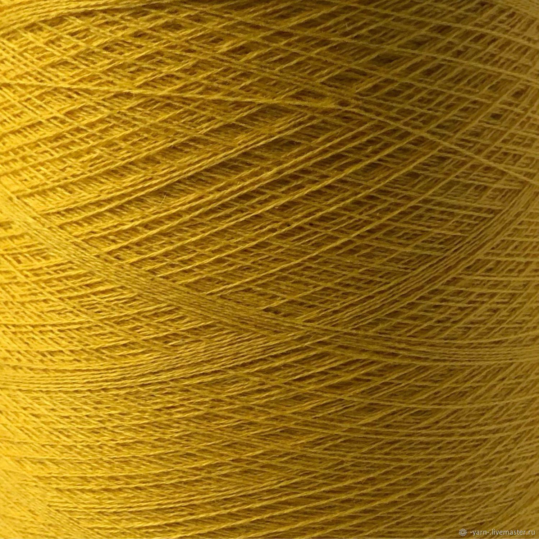Пряжа Кашемир 2/28 солнце – купить на Ярмарке Мастеров – NES9KRU | Пряжа, Санкт-Петербург