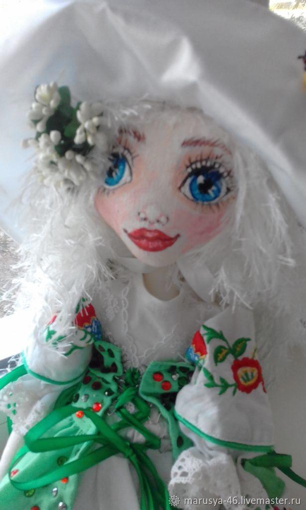 Изабелла. Коллекционная кукла, Коллекционные куклы, Красногвардейское, Фото №1