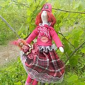 """Куклы и игрушки ручной работы. Ярмарка Мастеров - ручная работа Кукла """" ЭЛЛИ """". Handmade."""