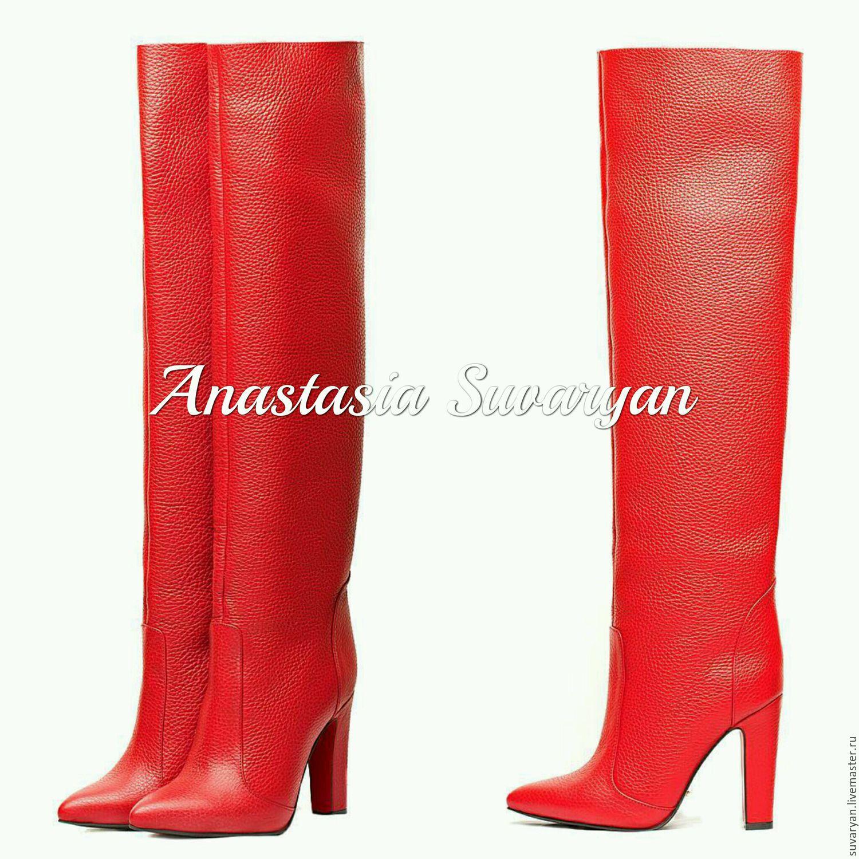 women's boots, High Boots, Barnaul,  Фото №1