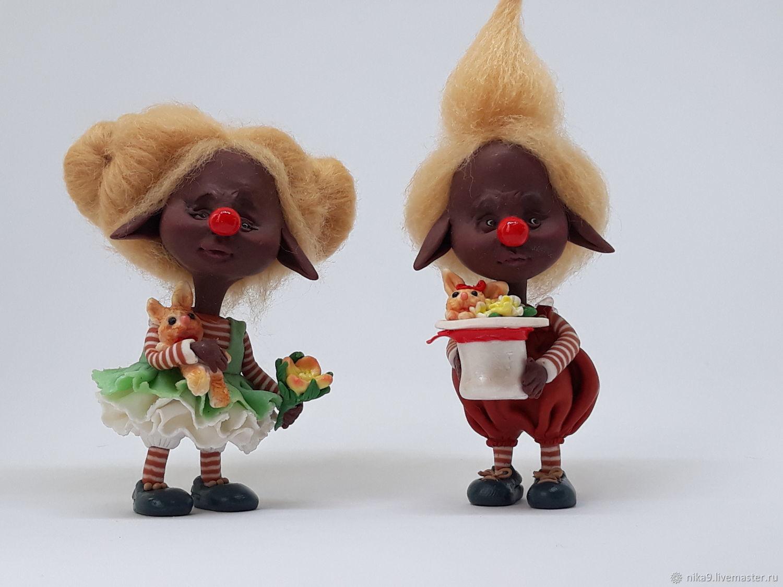 Коллекционные куклы ручной работы. Ярмарка Мастеров - ручная работа. Купить Мы не местные. Handmade. Фея, комбинированный, пастель сухая