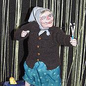 """Куклы и игрушки ручной работы. Ярмарка Мастеров - ручная работа """"Стрелец"""" (проект """"Знаки Зодиака в бабках"""" по рисункам Ольги Громовой). Handmade."""