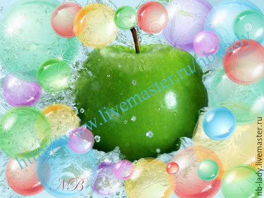 Материалы для косметики ручной работы. Ярмарка Мастеров - ручная работа. Купить Яблочный ПАВ (Proteol APL). 100 г. Handmade.