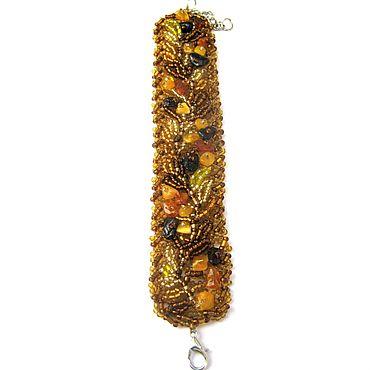 Decorations handmade. Livemaster - original item Beautiful bracelet