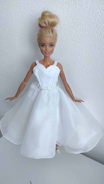 Платье для куклы Барби, Одежда для кукол, Екатеринбург,  Фото №1
