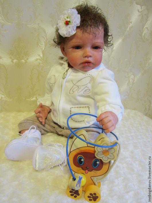 Куклы-младенцы и reborn ручной работы. Ярмарка Мастеров - ручная работа. Купить Кукла реборн Влада. Handmade. Кукла-реборн