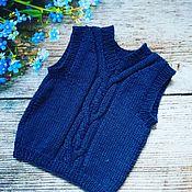 Одежда handmade. Livemaster - original item Vest, tank top. Handmade.
