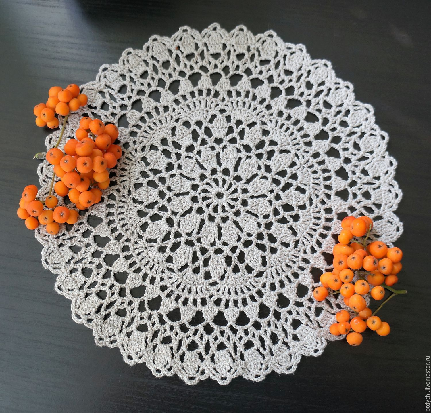 29 / ROWAN cloth decorative, Doilies, Moscow,  Фото №1