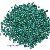 Материалы для творчества handmade. Livemaster - original item 10 gr Bohemia Beads 10/0 Preciosa Premium 54240. Handmade.