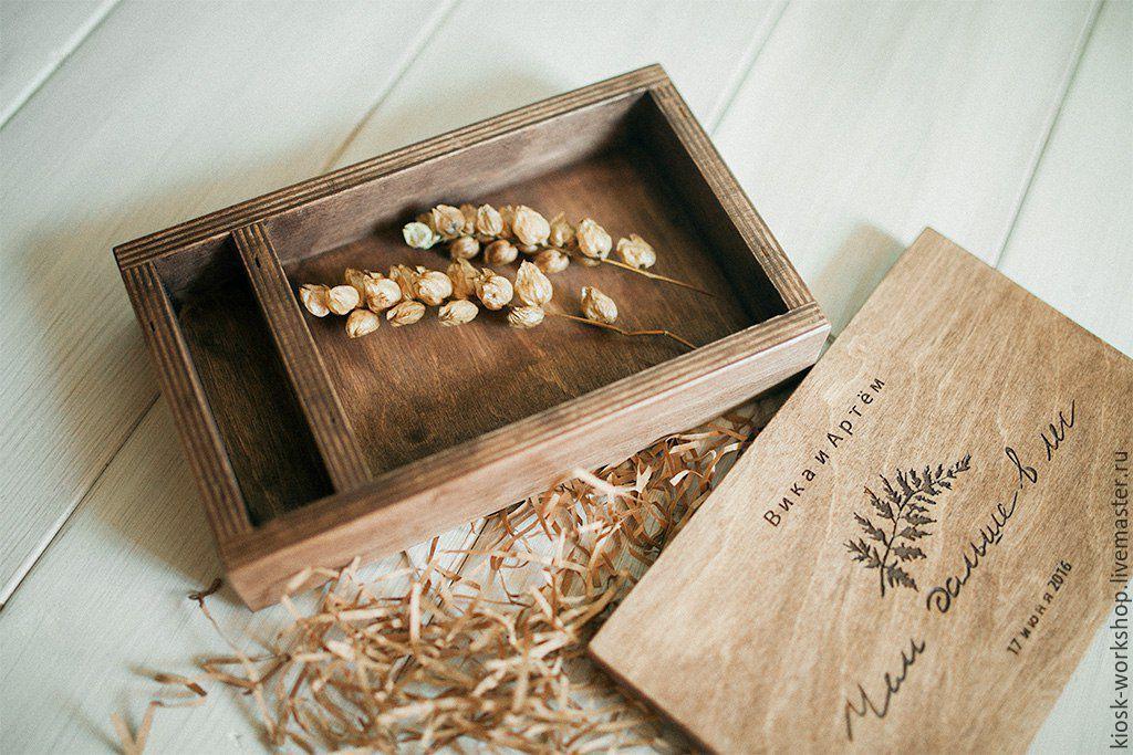 Коробка под фотографии, Фотоальбом свадебный, Рязань,  Фото №1