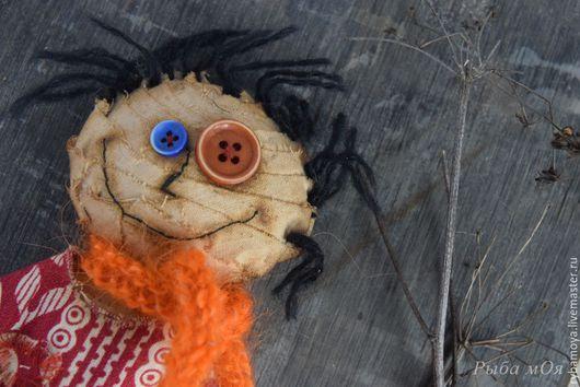 Чердачная кукла Фоса.  Ярмарка мастеров-ручная работа. Handmade. Купить ароматизированную куклу Фоса.  Мастер Яга.