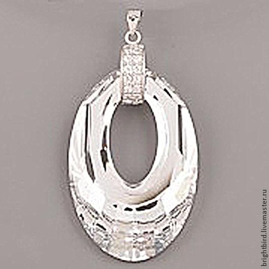 Для украшений ручной работы. Ярмарка Мастеров - ручная работа. Купить Бейл серебро TK17. Handmade. Серебряный, швензы купить