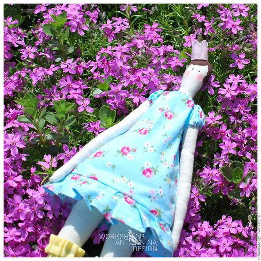 Куклы Тильды ручной работы. Ярмарка Мастеров - ручная работа. Купить Кукла Тильда Принцесса. Handmade. Тильда, распродажа