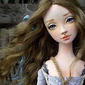 """Куклы и игрушки ручной работы. Ярмарка Мастеров - ручная работа кукла """"Кристина"""". Handmade."""