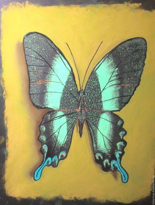 Фотоальбомы ручной работы. Ярмарка Мастеров - ручная работа. Купить Бабочка, пастель. Handmade. Подарок на любой случай, подарок девушке