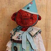 Куклы и игрушки ручной работы. Ярмарка Мастеров - ручная работа Клоун Тим.. Handmade.