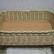 Для дома и интерьера handmade. Livemaster - original item Basket with handles woven from willow vine. Handmade.