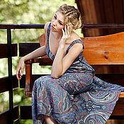 """Одежда ручной работы. Ярмарка Мастеров - ручная работа Платье  """"Драгоценная"""". Handmade."""