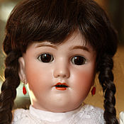 Антикварная кукла Handwerck - Halbig