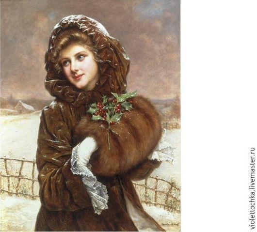 Набор для рисования картины по номерам `Репродукция` (арт. 53). Набор можно заказать в любых размерах в технике `Набор для алмазной живописи, вышивки` и в технике `Фотокартина`. Цены по запросу.