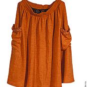 Одежда ручной работы. Ярмарка Мастеров - ручная работа Юбка  Рыжая мечта. Handmade.