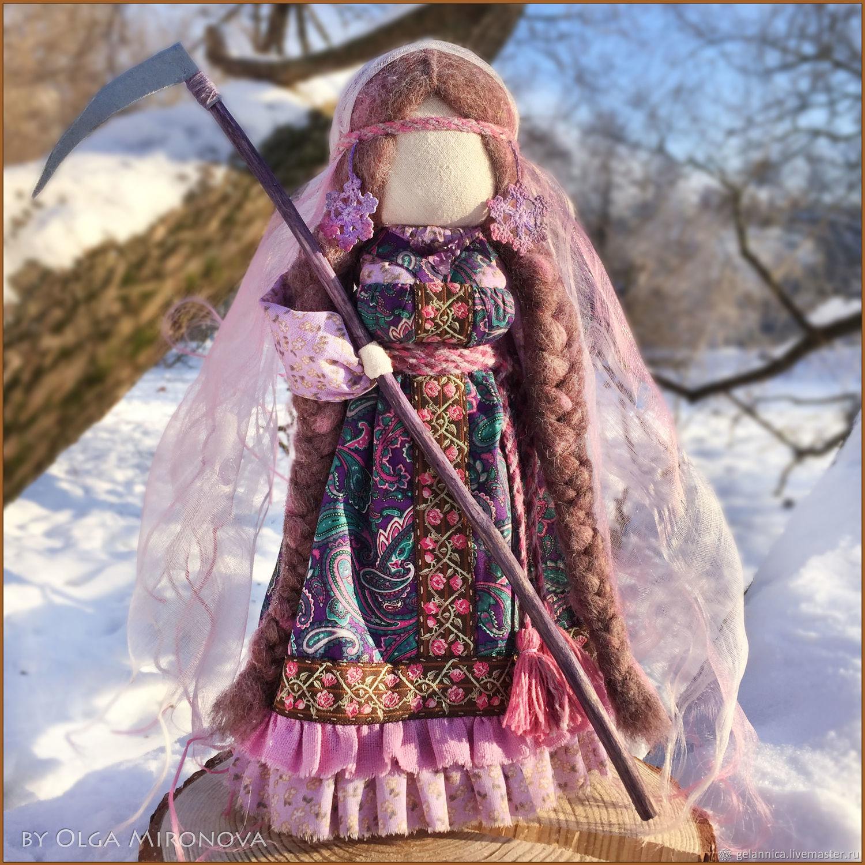Мара, Народная кукла, Санкт-Петербург,  Фото №1