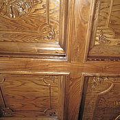 Дизайн и реклама handmade. Livemaster - original item Coffered ceiling. Handmade.