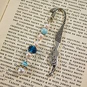 Канцелярские товары handmade. Livemaster - original item Bookmark for books. Handmade.