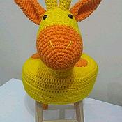 Для дома и интерьера handmade. Livemaster - original item A chair in the nursery. Handmade.