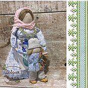Народная кукла ручной работы. Ярмарка Мастеров - ручная работа Ведучка. Handmade.