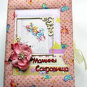 """Подарки к праздникам ручной работы. Ярмарка Мастеров - ручная работа """"Мамины сокровища"""" для девочки 2. Handmade."""