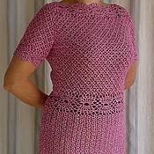 """Одежда ручной работы. Ярмарка Мастеров - ручная работа туника """"розовая жемчужина"""". Handmade."""