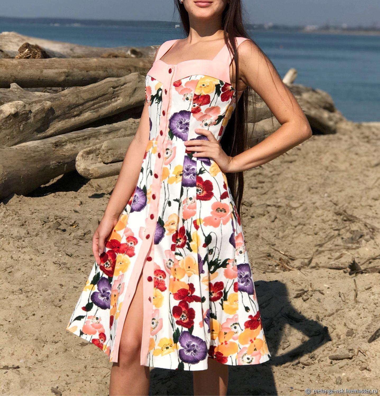 Модные Расцветки Платьев 2021 Лето
