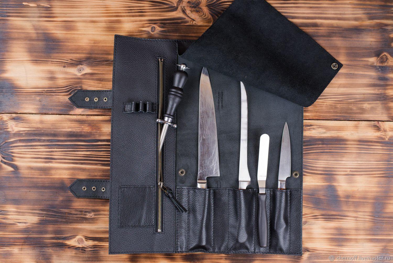 Twisting for 3 knives, Case, Kirov,  Фото №1