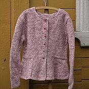 Одежда ручной работы. Ярмарка Мастеров - ручная работа Жакет Шанель номер 13. Handmade.
