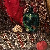 Картины и панно ручной работы. Ярмарка Мастеров - ручная работа Спирали, масло, 35x50см. Handmade.