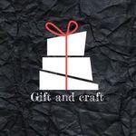 Gift and Craft - Ярмарка Мастеров - ручная работа, handmade