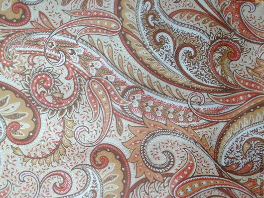 Шитье ручной работы. Ярмарка Мастеров - ручная работа. Купить Ткань светонепроницаемая Blackout 1507. Handmade. Бежевый, турецкий огурец