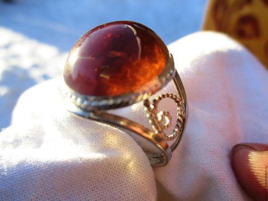 кольцо `Желание страсти` цена 4500 турмалин трехцветный винно малиново желтый ярко полихромный