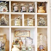 Для дома и интерьера handmade. Livemaster - original item Shelf for kitchen spices Oregano. Handmade.