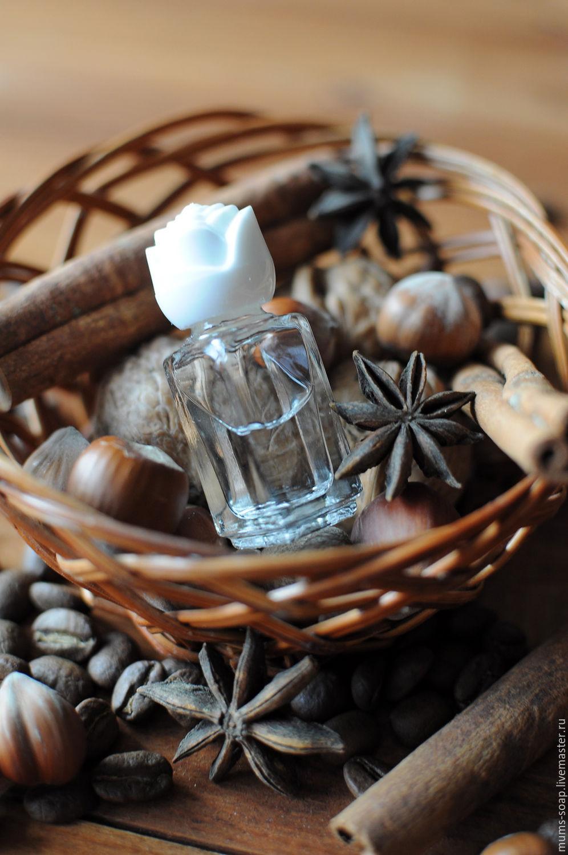 Духи Amelie, авторские духи Амели, Ярмарка мастеров, кофейный аромат, духи в подарок, туалетная вода, маленькие духи