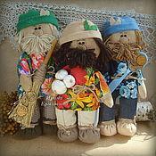 Куклы и игрушки ручной работы. Ярмарка Мастеров - ручная работа ДОМОВОЙ, кукла-оберег для дома. Handmade.